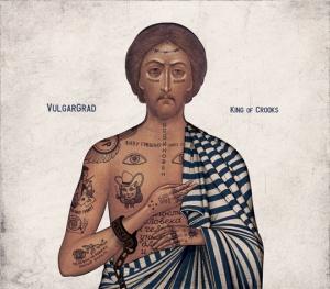 King of Crooks Album Cover